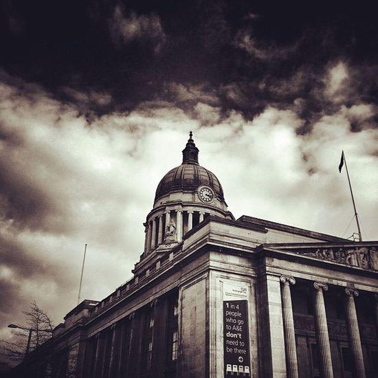 Nottingham Uk Buildings