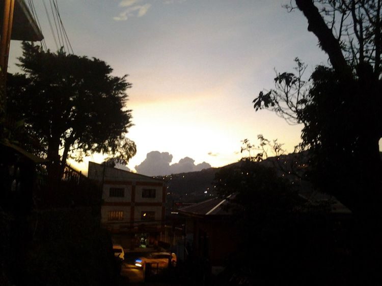 Nature_collection Beauty Baguio City chasing the sunset,nature lover!!!❤❤❤✔