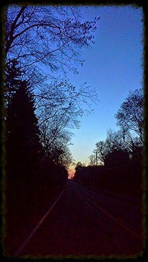 Into The Night My Street my way