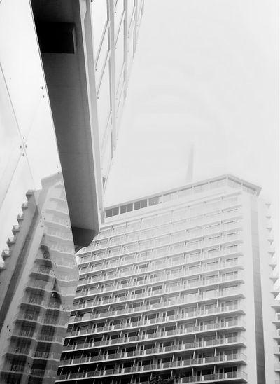 Dusit Thani Hotel Reflection EyeEm Best Shots Architecture Diversed Grey