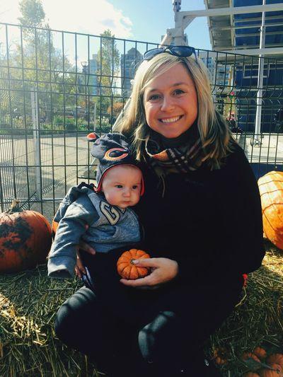 Women Who Inspire You Motherandson  Halloween Pumpkinpatch Autumn Collection Fall Beauty