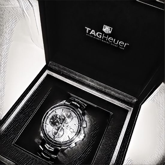 Clock Tagheuer No People First Eyeem Photo