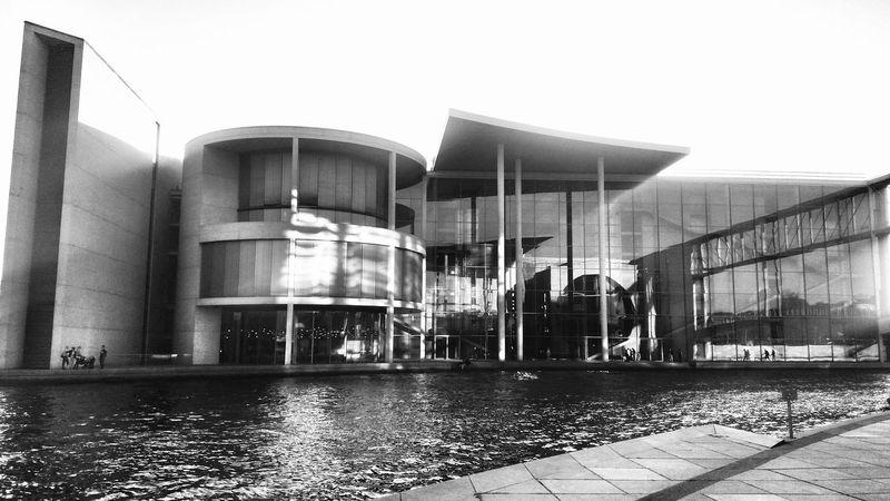 Berlin Architecture Blackandwhite Architecturephoto