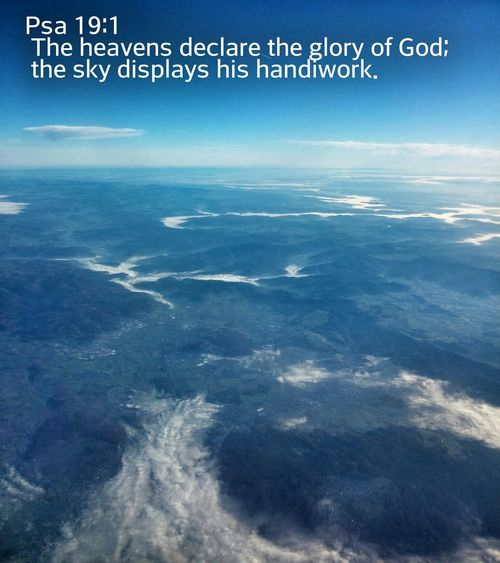 Heaven In Heaven Reflected Glory God From An Airplane Window Psalms Bible Heaven And Earth Sky And Clouds Sky Sky_collection Skylovers Airplaneview Clouds And Sky Clouds The View From My Window Psalm Gott Himmel Glory Glorious