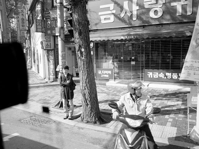 Commuting Monochrome Streetphotography Daily Life EyeEm Korea