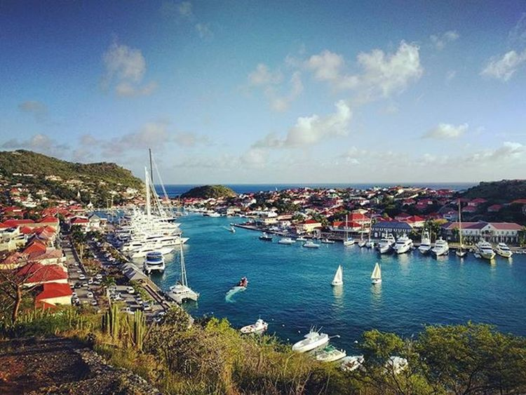BOOM! Home for the next 10 weeks! Islandlife Caribbean Stbarths Yachtheaven MinesBigger Yachtlife