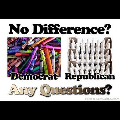 IAgree Democrat v. Republican
