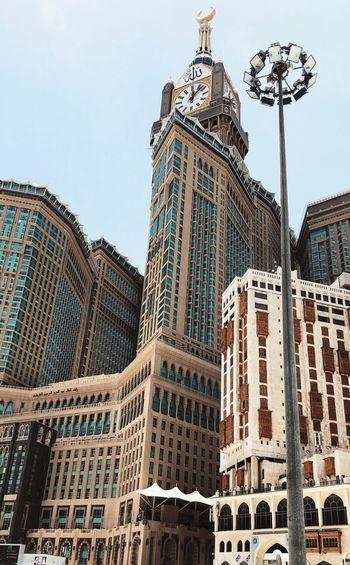 Islam Makkah Makkah♥So Beautiful Built Structure Sky Building Travel Tower Clear Sky