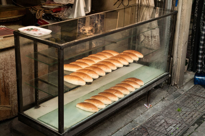 Bakery Bread Food Food And Drink Japan Market No People Store Tokyo EyeEmNewHere Bakery Bread Food Food And Drink Japan Market No People Store Tokyo EyeEmNewHere Food And Drink Freshness Retail  Indoors  Small Business Business Baked For Sale High Angle View Transparent