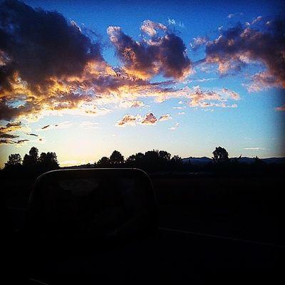 Sunset ?