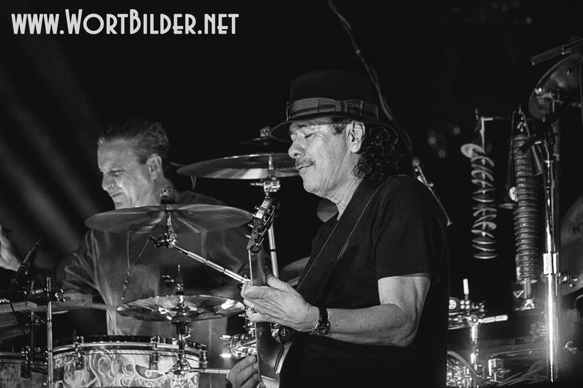 Bands Concert Photography Concertphotography Concerts Drummer Drums Guitar Music Musicphotography Santana TakeoverMusic