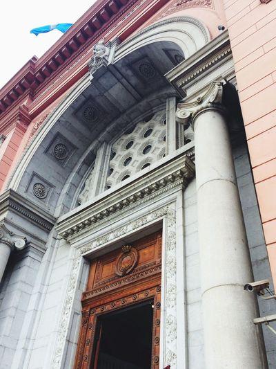 Karena sejatinya hidup itu punya warna. aArchitectural Column mMuseum eEgyptphotography Heritage Photography Building Exterior Architecture Built Structure