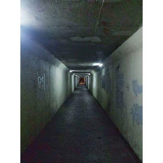 Spooky Tunnel Kenilworthtunnel Glendale wasntsospooky