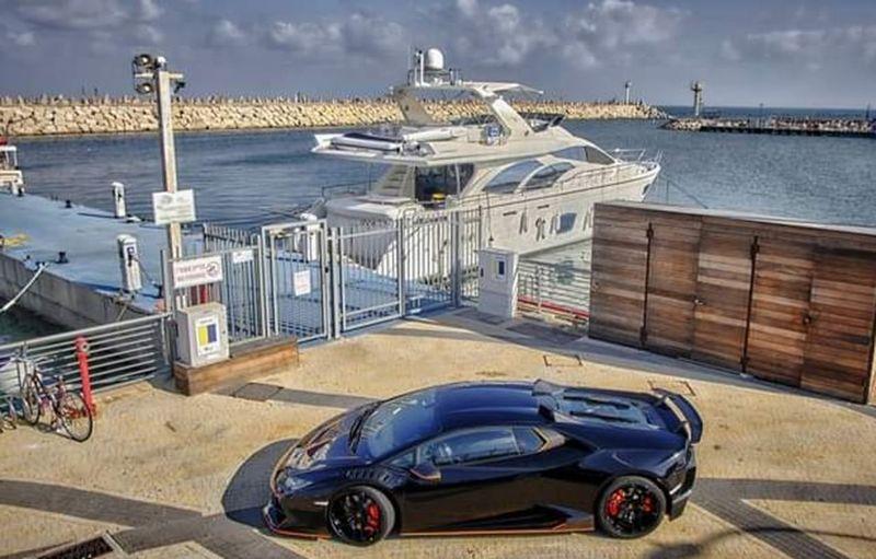 Lamborghini Sea
