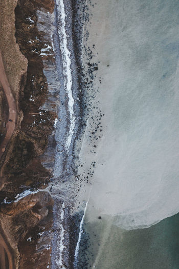 Brodtener Ufer Water Sea Land Nature Outdoors Drone  Aerial View Lübeck Ufer Steilküste Ostsee Baltic Sea Birdseyeview Dronephotography Aerial Shot Aerial Photography Scenics - Nature