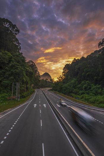 Road to Bukit