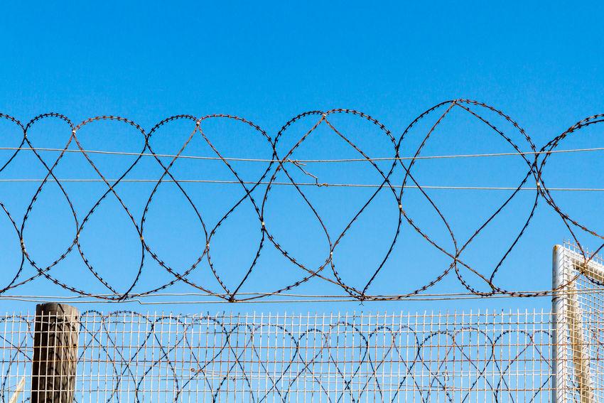 razor wire | EyeEm