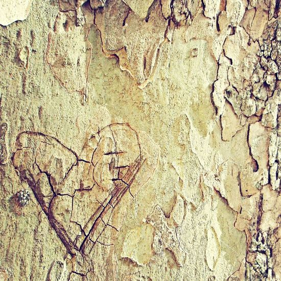 etched. Love