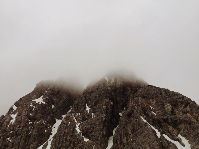 Cloud covered peaks in the Kamnik-Savinja Alps, Slovenia, 2017. Kamnik-Savinja Alps Slovenia IfeelsLOVEnia Peak Summit Mountain Beauty In Nature Mountain Range Mountains Mountain View Physical Geography Geology Landscape Cloudy Cloud Weather