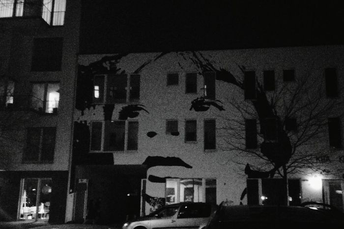 Street Art City Life Night Subtle Detail Unexpected Art Innocent Eyes