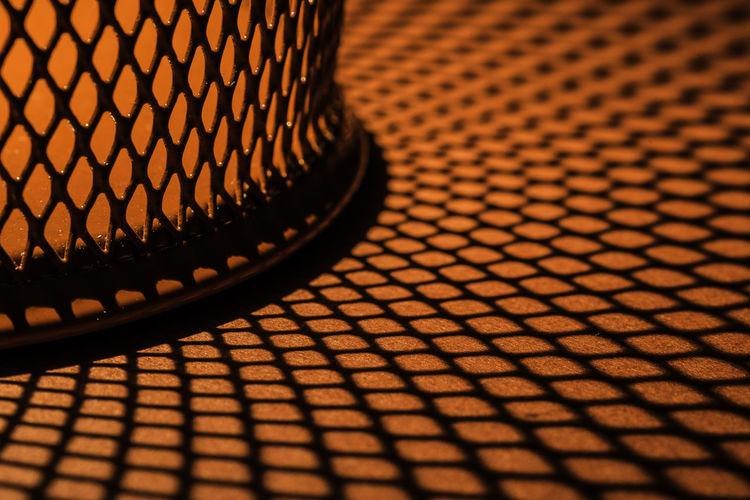 Backlit shadow of a pen holder EyeEmNewHere Macro Photography Backlit Backlit Shadow Close-up Macro Pen Holder Shadow