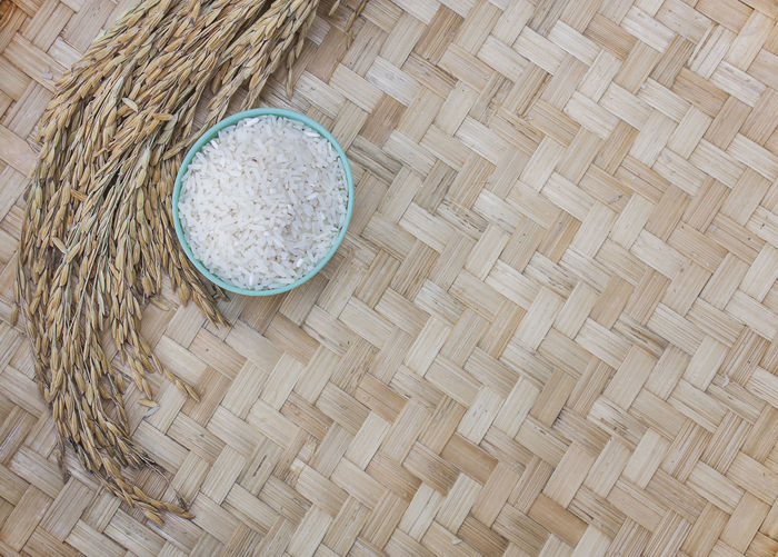 Thai rice, Jasmine rice, for food, Homemade Backgrounds Bamboo Basket Day Food Homemade Jasmine Modern No People Outdoors Rice Wallpaper