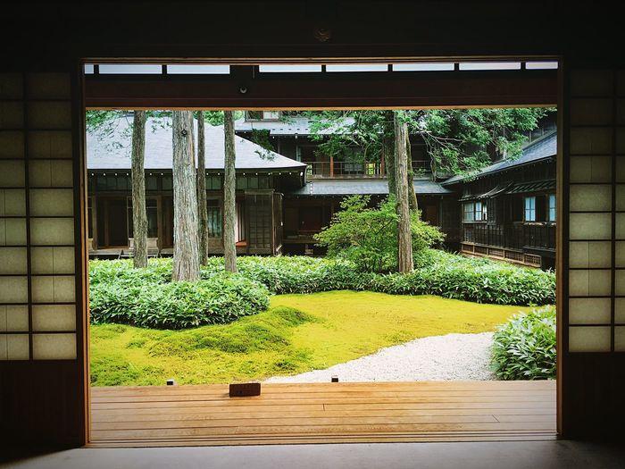 日光 日光田母沢御用邸記念公園 栃木 Nikko Enjoying Life Relaxing Formal Garden