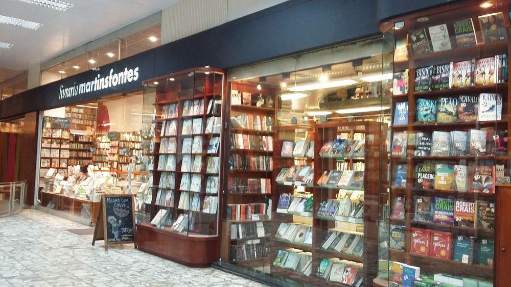 Livraria Avenida Paulista Cultura Robnemes LivrosNovos livros First Eyeem Photo