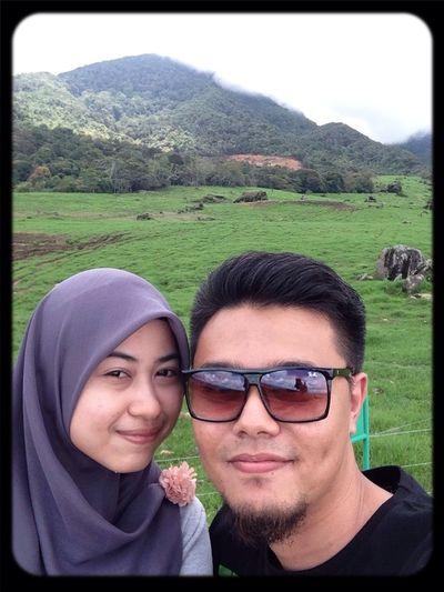 At Dairy Castle Farm, Kundasang, Sabah Sabah Love Holiday Hello World