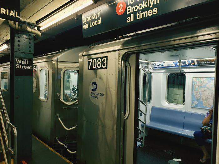 NYC subway New
