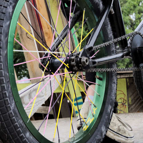 Accuracy Bicycle Bmw Circle Close-up Day Gear No People Outdoors S127ha88 Spoke Sport Technology Wheel