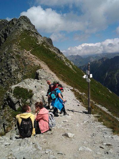 Szpiglasowa przełęcz ;) Tatrzański Park Narodowy Tatramountains Relaxing EyeEm Best Shots - Nature