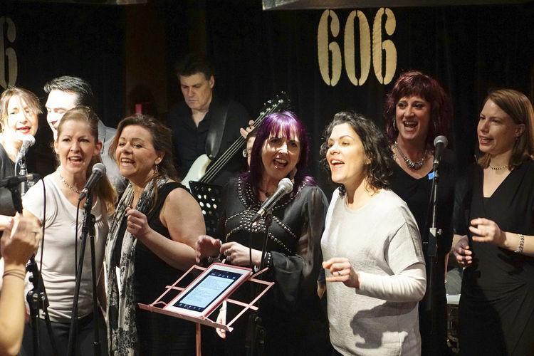 Godalming Community Gospel Choir performing at the 606 Jazz Club in Chelsea, London. 606 Jazz Club Chelsea Choir  England England, UK England🇬🇧 Godalming Godalming Community Gospel Choir Gospel Gospel Choir Gospel Music Gospel Show Gospelmusic London LONDON❤