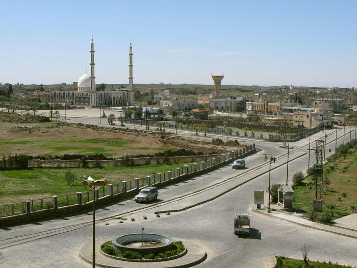 Syria  Middle
