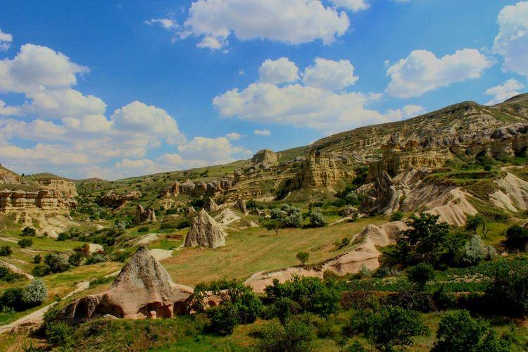 Nevsehir Peribacalari Mustafapasa Cappadocia Kapadokya