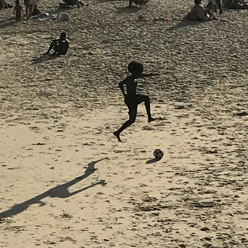 Futebol Child Childhood Men Boys Males  Real People One Person