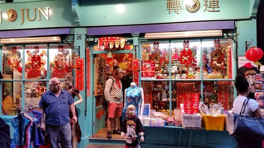 China Town City Colorful LONDON❤ Market People Real People London Lifestyle