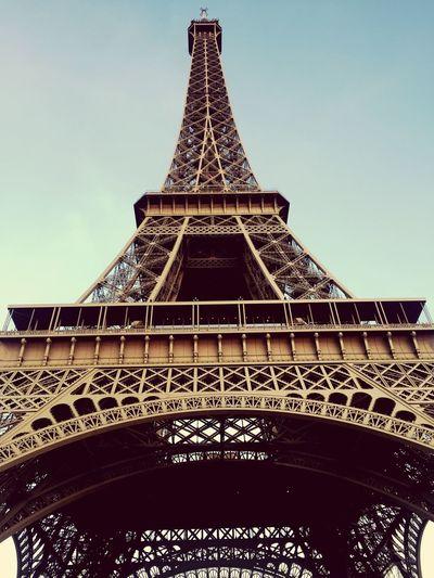 Paris Eiffel Tower Strength First Eyeem Photo