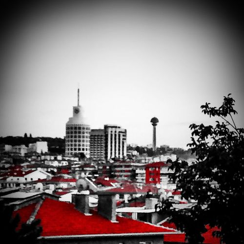 Ankara Cankaya Turkey Seyranbaglari