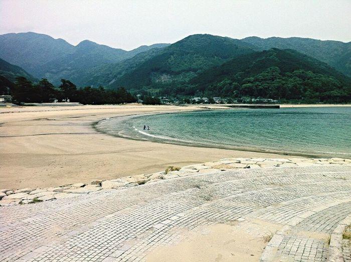 Mikisato Beach. Beach