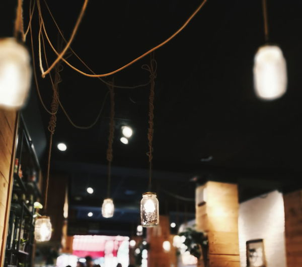 Night Illuminated Hanging Lighting Equipment City Light Bulb Street Light Market Electricity  Store Christmas No People Christmas Lights Christmas Market Christmas Decoration Building Exterior Outdoors Architecture