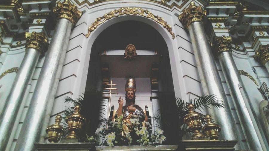 San Pedro Apostol Church Faith Church Altars Travel Photography Pray