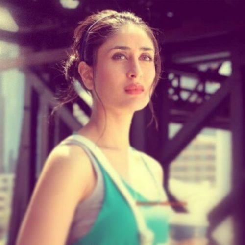Morning Shooting Bodyfit Kareena