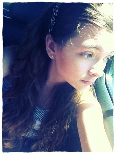 Chilling In The Car