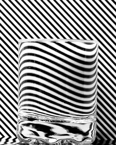 Stripes Black & White Abstractart Abstract Monochrome Glass Stripes Straight Lines Photography Photooftheday