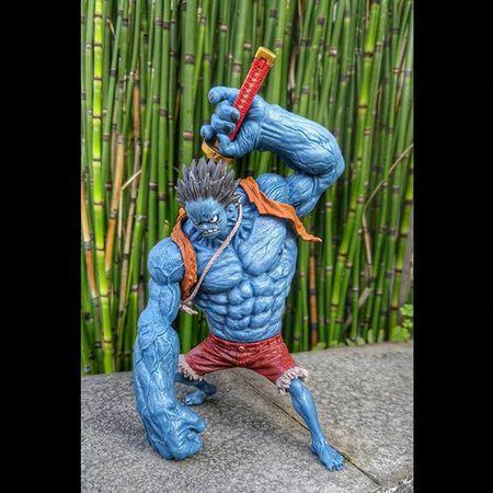 OnePiece Luffy Nighmareluffy Scultures figure banpresto val 2015 lg g4 lgg4 lg_g4 PhotoGrid