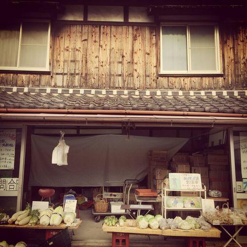 Sanda city,Honmachi.centro storico. First Eyeem Photo Market Old Old House Oldtown Mercato