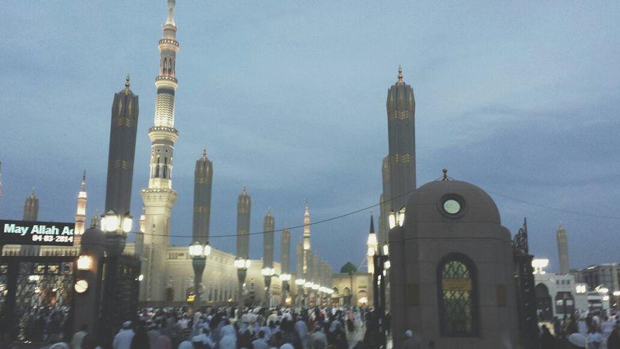 Tislam Peace Maghrib Masjid Nabawi