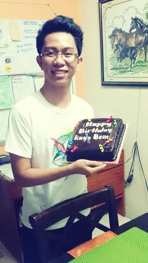 Its my 21st birthday.