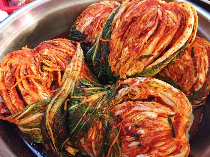 Kimchi!!!!! Korean Food Seoul